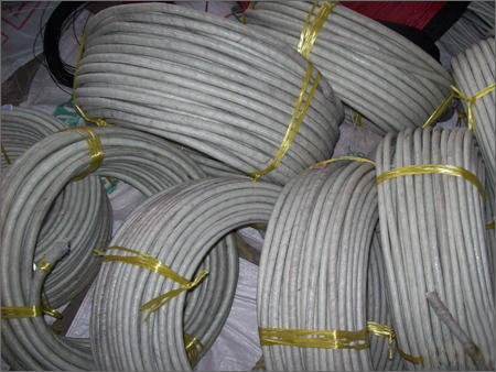 Glass Fiber Braided Wire & Cable - Fiber Glass Cable For Furnaces ...