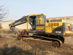 Used Spare Parts of Excavator Volvo EC-210 Prime