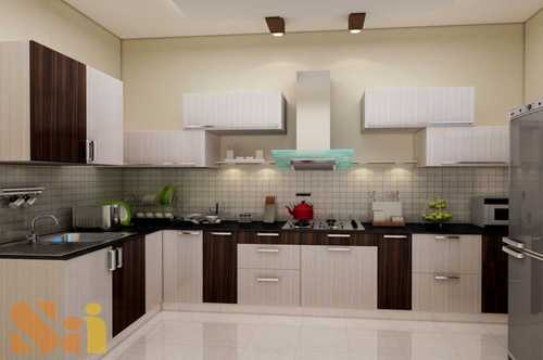 Modular Kitchen Interior Design Furnishings