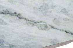 Pancholi Marbles Grey Vani White Marble, Thickness: 15-20 mm, Slab