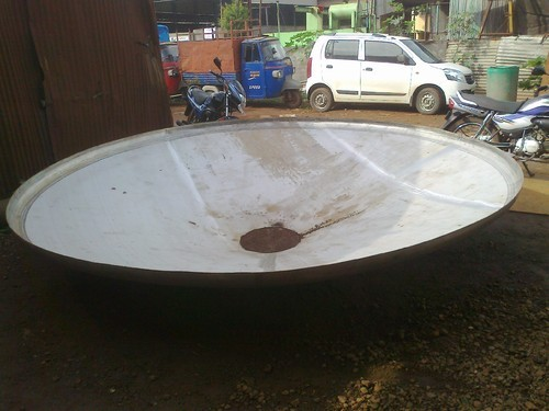 Bellow Dish Ends