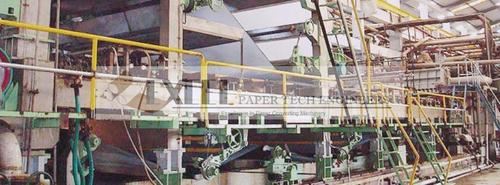 Multi Fourdrinier Machine