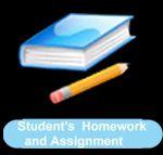 Student's Homework & Assignment