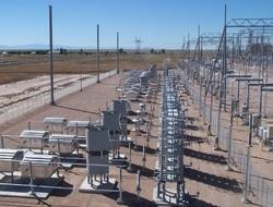 Electric Substation Construction