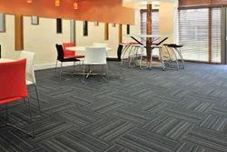 Carpet Tile, Thickness: 6 - 8 mm, Size: Medium