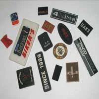 Jeans Rubber Label