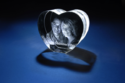 Heart Shaped Crystal Gifts