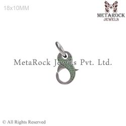 Chrome Diopside Gemstone Lock Finding