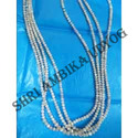 Grey Diamond Beads