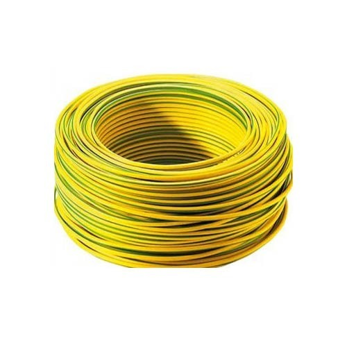 Yellow 1.5mm Single Core Electric Cable, Rs 470 /box, Unique ...
