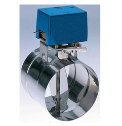 Electrically Operated Damper
