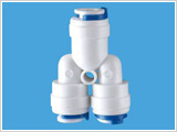 Y QC 14 RO Fittings and Piping