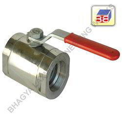 SS Bar Stock Ball Valve