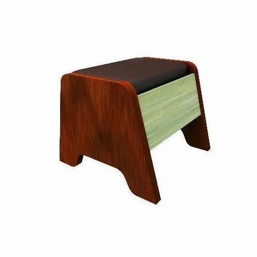 Wooden Storage Stool  sc 1 st  IndiaMART & Wooden Storage Stool | Smart Eco Innovation Pvt. Ltd. | Architect ... islam-shia.org
