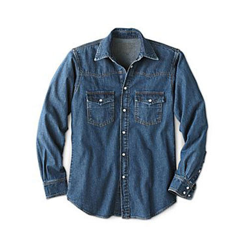 03beb91f82b Mens Denim Shirt in Mumbai