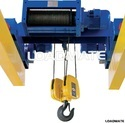 Heavy Duty Wire Rope Hoist