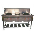 Commercial Chinese Cooking Burner Range