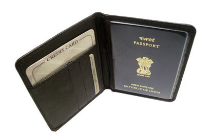 9f84cc5141c Leather Passport Covers - India Manufacturers Suppliers Expo ...
