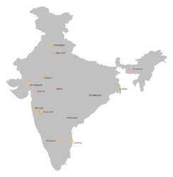 Offices In India