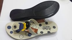 Latest PU Slipper Ladies