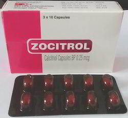 Calcitriol Capsules 25 IU Soft Gelatin Capsules
