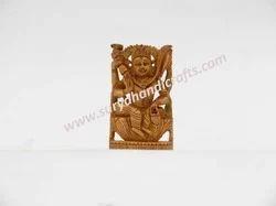 Wooden Shiv Ji