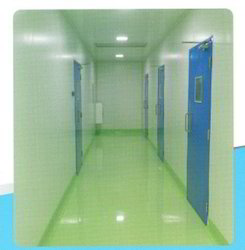 Clean Room for IVF, Hospital, Wall PUF