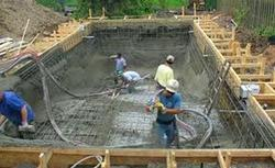 Swimming Pool Construction Swimming Pool Construction