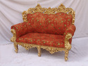 Wooden Wedding 2 Seater Chair
