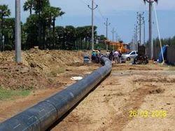 Dura-Line HDPE Sewage Pipe
