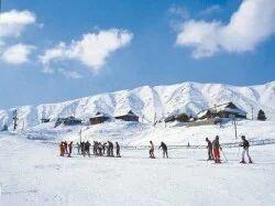 MTTAD-19. Adventure Tours B. Snow Skiing : (10 Days / 09 Nig