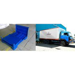 Foldable Pallets for Transportation