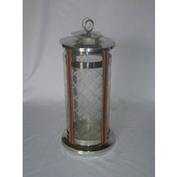 Hurricane Glass Lanterns