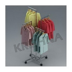 4 Way Garment Display Racks