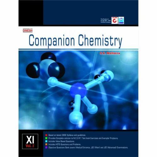 School Books - Chemistry Part 1 Class XI Retailer from Ludhiana