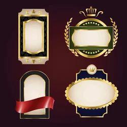 Luxury Labels Design