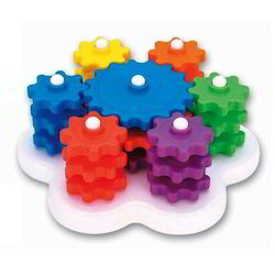 Child Learning Plastic Toy
