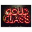 LED Brass Letter