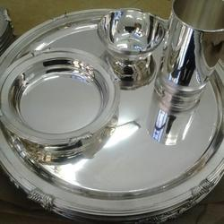 Silver Dinnerware - View Specifications \u0026 Details of Silver Dinnerware by Shri Sai Silver Delhi | ID 1235303412 & Silver Dinnerware - View Specifications \u0026 Details of Silver ...