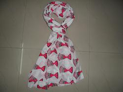 Neon Printed Empress Scarf