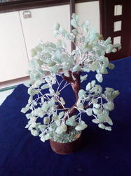 Green Crystal Tree, For Decoration