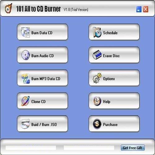 CD Burner Software - Compact Disc Burner Software Latest