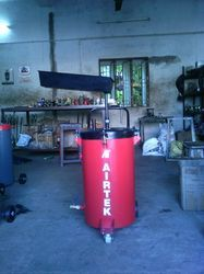 Waste Oil Dispenser