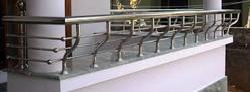 Stainless Steel Designer Hand Railing