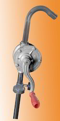 SS 316 Barrel Pump