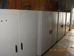 Ms Powder Coating Electrical Enclosure, Rectangular, 44