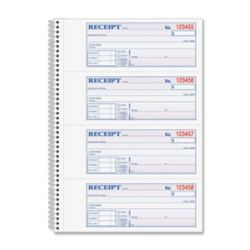 Receipt Book Printing in Pune