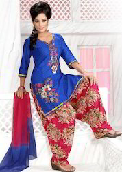 Ready Made Embroidery Design Salwar Kameez