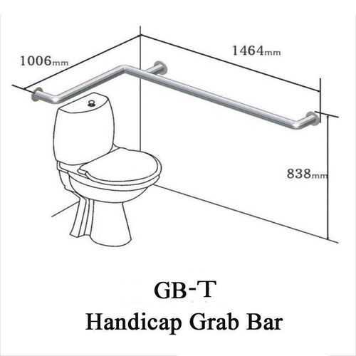 Handicap Grab Bars at Rs 3800 /piece | Grab Bars - Veer Sanitation ...