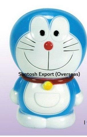 Piggy bank doremon piggy banks santosh export overseas new piggy bank doremon voltagebd Choice Image